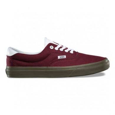Vans Bleacher Era 59 Zapatos Hombre Port Royale / Gum