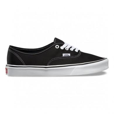 Zapatos Hombre Vans Authentic Lite Negro / Blancas