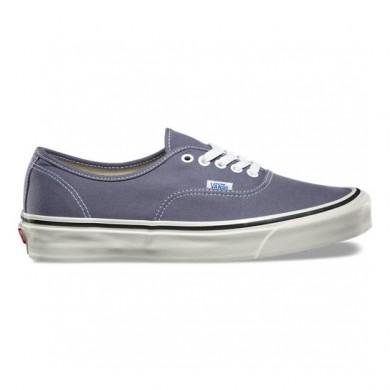 Vans Anaheim Factory Authentic 44 DX Zapatos Hombre Oscuro Gris