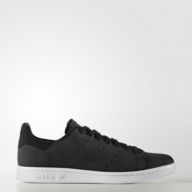 Adidas Originals Stan Smith Zapatos Hombre Core Negro / Calzado Blancas BY8723