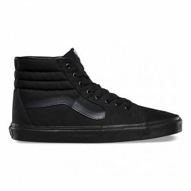 Vans Sk8-Hi Zapatillas Negro Mujer