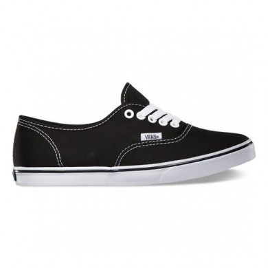 Vans Authentic Lo Pro Zapatos Hombre Negro / True Blancas