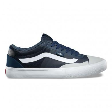 Vans AV Rapidweld Pro Lite Zapatos Hombre Vestido Azul / Blancas