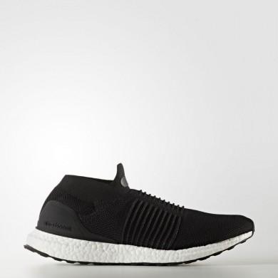 Running Adidas UltraBOOST Zapatos sin cordones Hombre Core Negro S80770