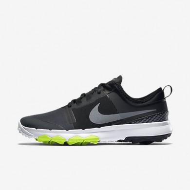 Zapatillas de golf Nike FI Impact 2 Hombre 776111-002 Negro / Blancas / Antracita / Cool Gris