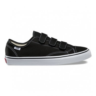 Zapatillas Vans Style 23 V Hombre Negro