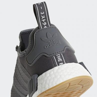 Adidas Originals NMD_R1 Mujer/Hombre Zapatillas B42199 - Gris Cinco/Gris Cinco/Núcleo Negro