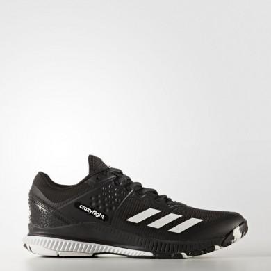 Adidas Volleyball CrazyfLigero Bounce Zapatos Mujer Core Negro / Ftwr Blancas / Core Negro BA9263