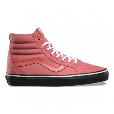 Suela Vans Negro SK8-Hi Reedición Zapatos Hombre Faded Rose / Negro