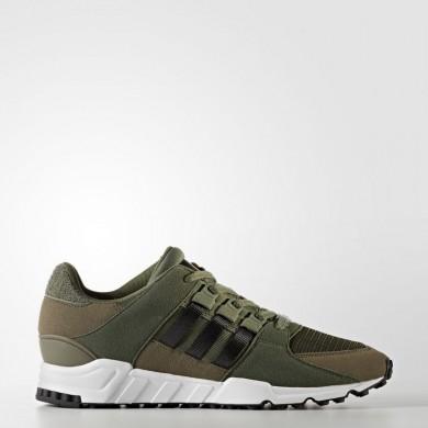 Hombre Mujer Adidas Originals EQT Soporte RF Zapatos St Major / Core Negro / Rama BY9628