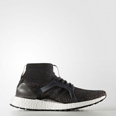 Running Adidas UltraBOOST X All Terrain LTD Zapatos Mujer / Hombre Core Negro / Tech Rust Metalic CG3009