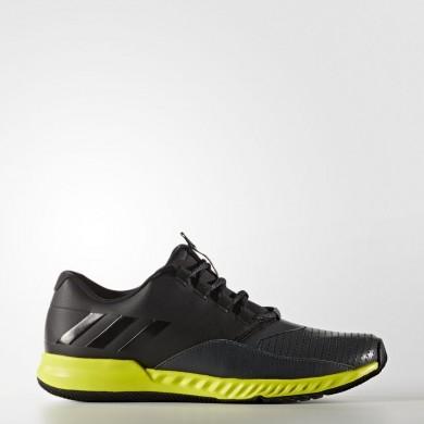 Hombre Adidas Training Crazymove Bounce Zapatillas Core Negro / Gris oscuro / Slime Slime BB3770