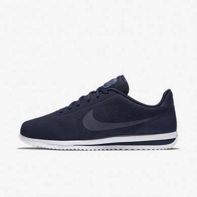 Zapatillas Nike Cortez Ultra Moire Hombre 845013-401 Obsidiana / Blancas / Obsidiana