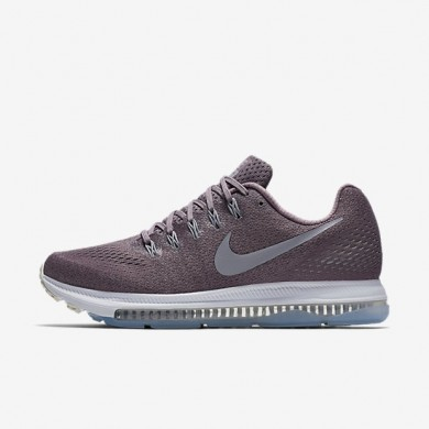 Zapatilla Nike Zoom All Out Low 878671-200 Gris topo / Pure Platinum / Provence Púrpura