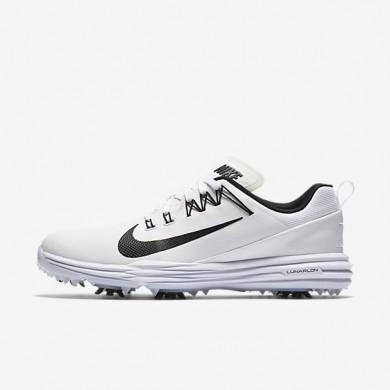 Zapatillas de golf Nike Lunar Command 2 Mujer 880120-100 Blancas / Blancas / Negro