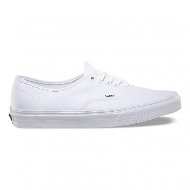 Hombre Vans Authentic Zapatillas True Blancas