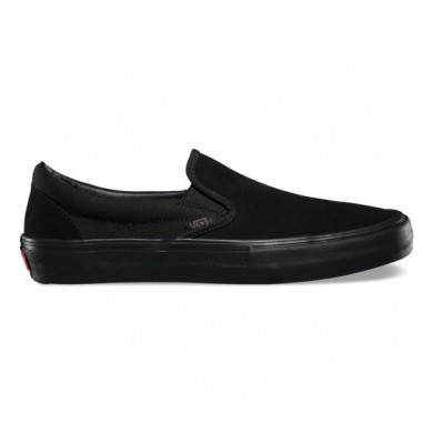 Zapatillas Vans Slip-On Pro Hombre Negro