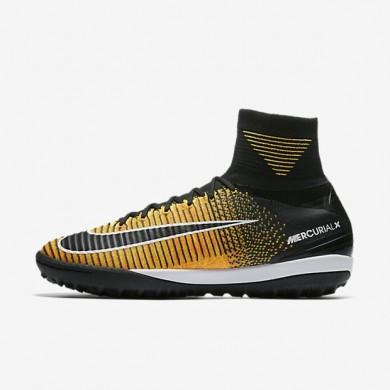 Zapatillas de fútbol Nike MercurialX Proximo II TF Turf 831977-801 Hombre / Mujer Laser Naranja / Blancas / Volt / Negro