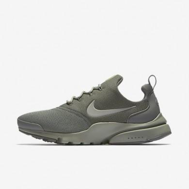 Hombre Nike Presto Fly Zapatos 908019-009 River Rock / Oscuro Stucco / Oscuro Stucco