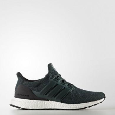 Running Adidas UltraBOOST Zapatos Mujer / Hombre Verde Night / Core Negro S82024