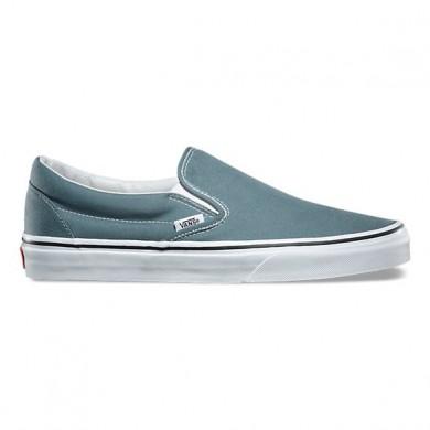 Vans Slip-On Mujer goblin Azul / true Blancas