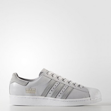 Adidas Originals Zapatillas Superstar Boost Hombre Mujer Dgh Gris Sólido / Gris Medio / Gris Medio BZ0206