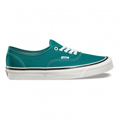 Vans Anaheim Factory Authentic 44 DX Zapatos Mujer Mallard-Verde