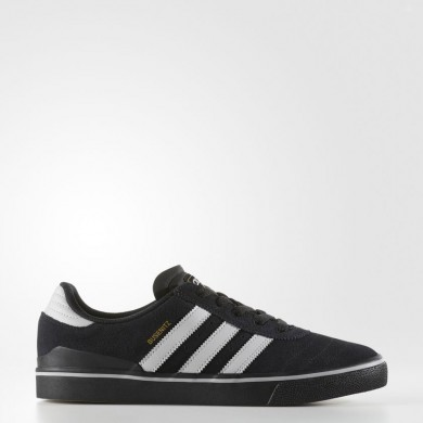 Adidas Originals Busenitz Vulc Zapatos Hombre Core Negro / Gris One / Core Negro BY3975