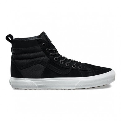 Zapatos Vans SK8-Hi 46 MTE DX Hombre Negro / Franela