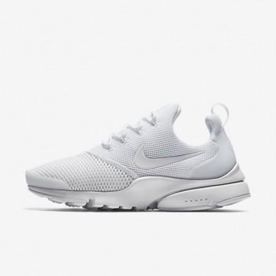 Zapatillas Nike Presto Fly Mujer 910569-101 Blancas / Blancas / Blancas