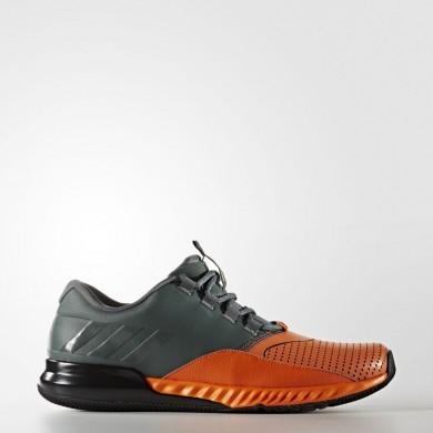 Zapatillas Adidas Hombre Training Crazymove Bounce Utility Ivy / Utility Negro F16 / Unity Naranja BB3772