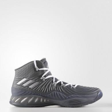 Baloncesto Adidas Crazy Explosive Zapatillas Hombre Gris Four / Plata Metalic / Gris Two BY3767