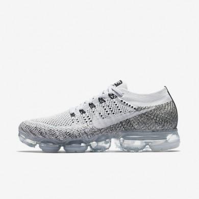 Zapatillas de running NikeLab Air VaporMax Flyknit Hombre 899473-002 Pale Gris / Negro / Pure Platinum / Sail